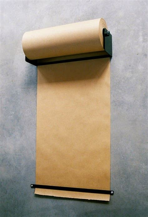 dispense ikea ikea hack kraft paper dispenser for 15 ikea
