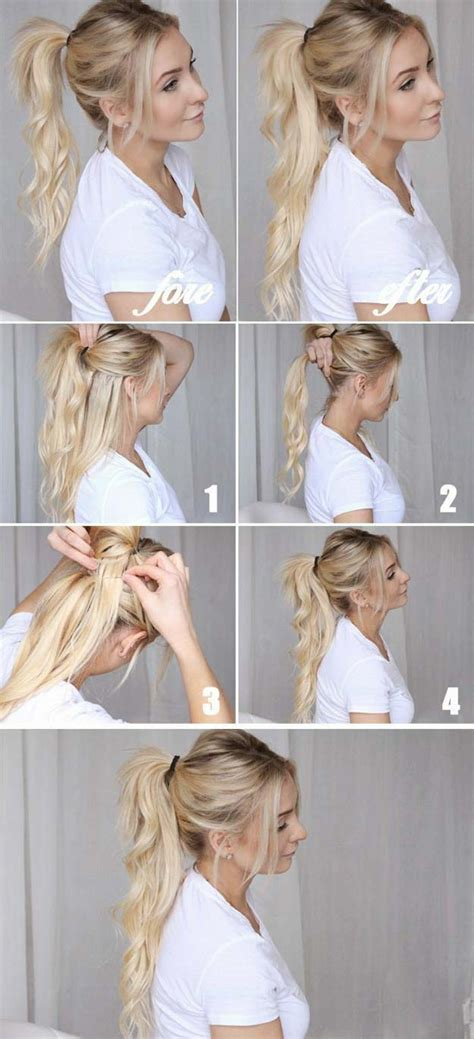 Hairstyles For Thin Hair Diy | 36 best hairstyles for long hair