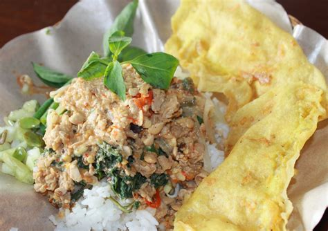 Kripik Singkong Khas Tulungagung mengenal 7 nasi pecel khas jawa timur bacadatacom