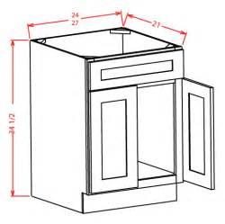 bathroom sink cabinet base shaker grey vs24 vanity sink base cabinet