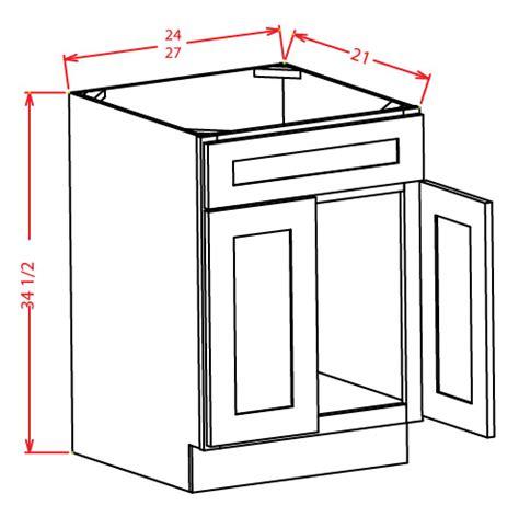vanity sink base cabinets shaker grey vs24 vanity sink base cabinet