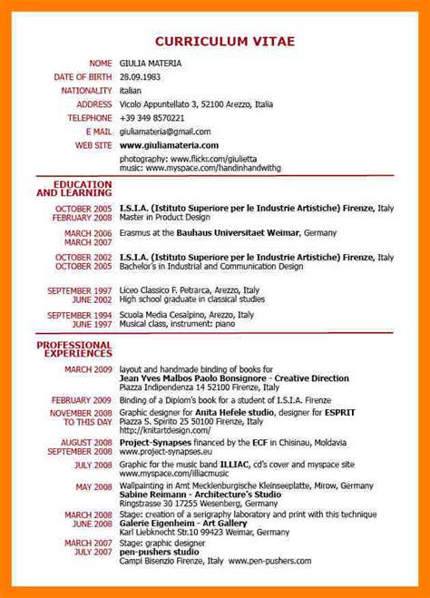Curriculum Vitae Resume Sles Pdf by 7 Professional Cv Template Pdf Teller Resume