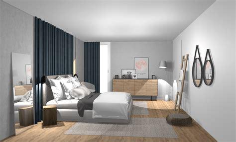 schlafzimmer einrichten modern stylisches schlafzimmer konzept mit kleinem budget wohnly