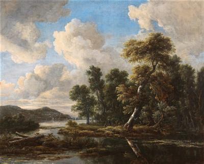 Jacob Van Ruisdael Old Master Paintings 2015 10 20