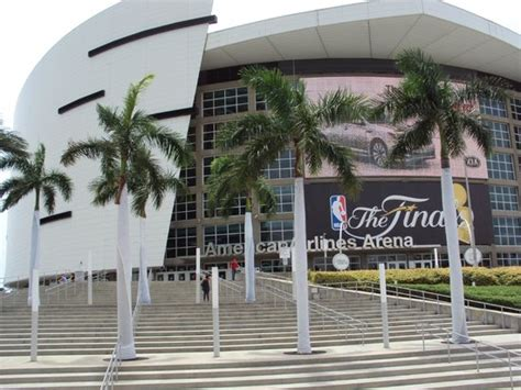American Airlines Arena Parking Garage by Esterno Picture Of American Airlines Arena Miami