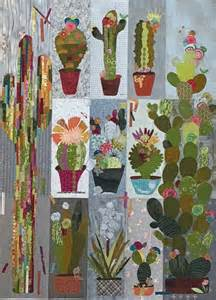 Modern Twist Placemats Collage Cactus Sampler 724696748625