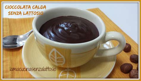 cioccolata in tazza fatta in casa cioccolata calda senza lattosio fatta in casa