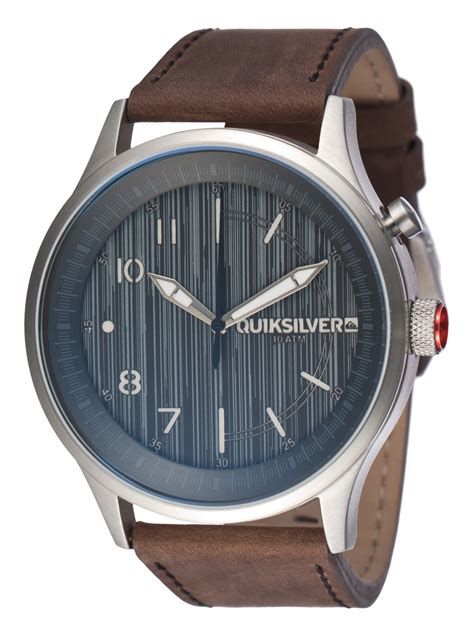 Quicksilver Leather 1 admiral leather eqywa00008 quiksilver