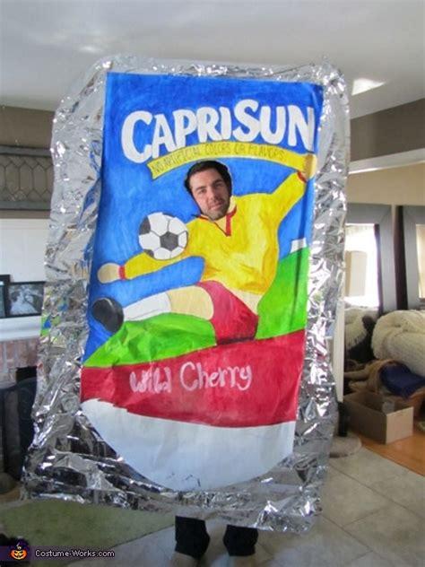capri sun juice pouch costume