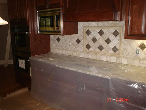 backspash tile kitchen travertine tile backsplash ideas kitchen tile