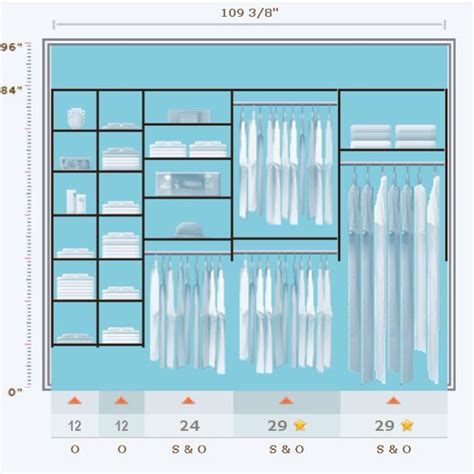 Closet Design Measurements by 1000 Ideas About Walk In Closet Dimensions On Walk In Custom Closets And Closet