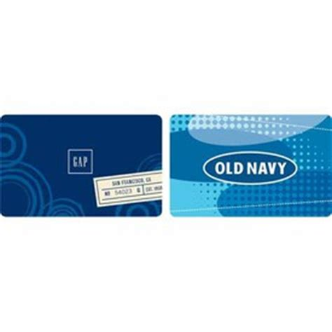 Can You Use A Old Navy Gift Card At Gap - staples 50 gap old navy gift cards just 40 norcal coupon gal