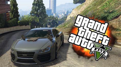 Kaos Gta V Grand Theft Auto V sava蝓 arabas莖 ve kaos modu gta v modlar莖 burak oyunda