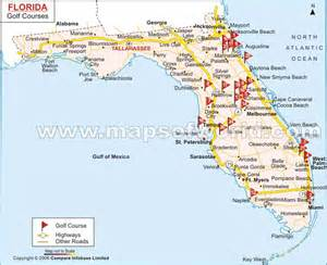 golf courses florida map florida golf courses map golf courses in florida