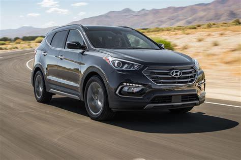 2018 Hyundai Santa by 2018 Hyundai Santa Fe Sport Test Big On Value