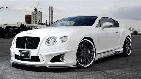 bentley tuning bentley continental tuning