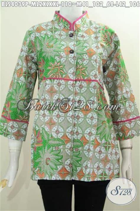 desain unik baju batik pria kaos