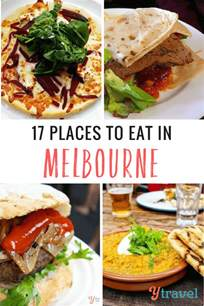 17 places to eat in melbourne reader suggestions