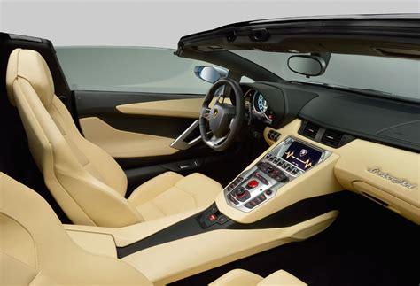 lamborghini aventador interior white lamborghini aventador lp 700 4 roadster 2013 cartype