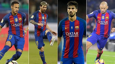 barcelona players salary barcelona s top 10 best paid players the latest renewals