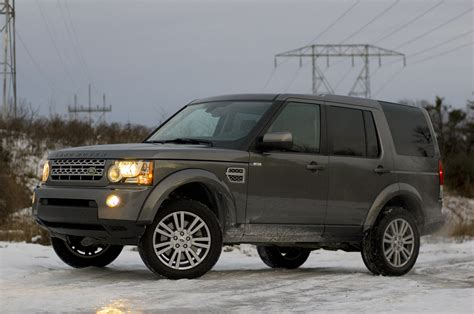 2011 land rover lr4 information and photos momentcar