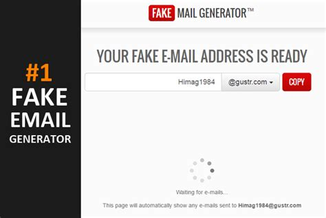 email generator 10 best fake email address generator online