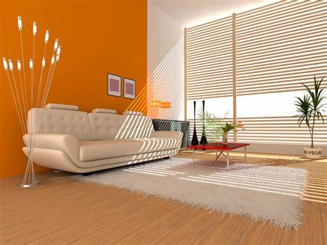 autumn refreshment   home  orange interior designs