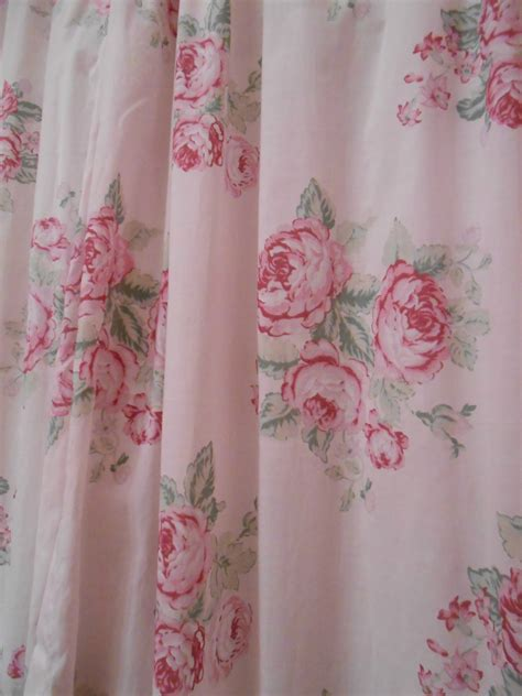 decorate your shabby chic shower curtains home design ideas
