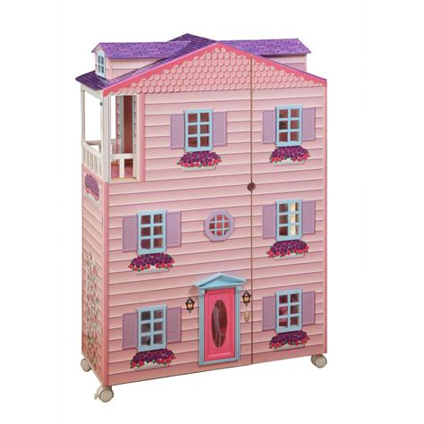 doll house nyc romantic flair original new york mansion by teamson for barbie bratz dolls