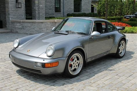 1994 porsche 911 turbo 1994 porsche 911 turbo 3 6 coupe german cars for sale