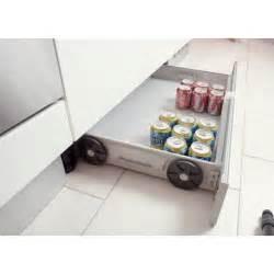 tiroir rangement sous meuble bas accessoires de cuisine