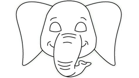 elefanten maske zum ausdrucken javap produktsuche
