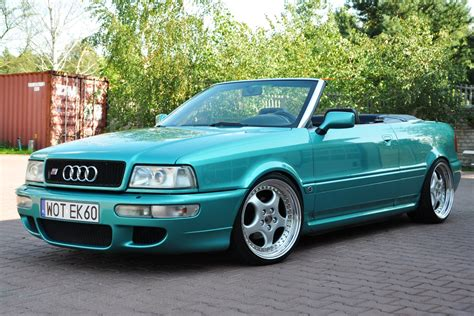 Audi Cabriolet 1997 by 1997 Audi Cabriolet 89 Pictures Information And Specs