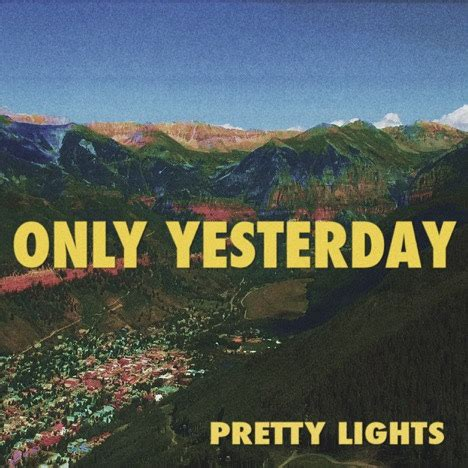 pretty lights years pretty lights releases original production in three