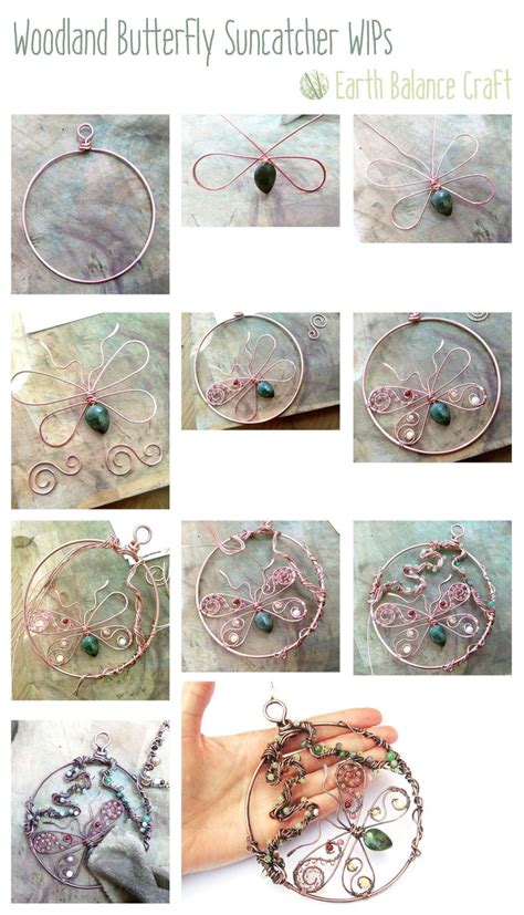 craft wire projects best 25 wire crafts ideas on wire wrapping