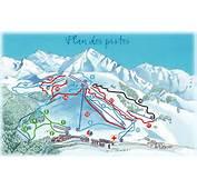Cliquez Sur Le Plan Du Domaine Skiable De La Station Ski Val Louron