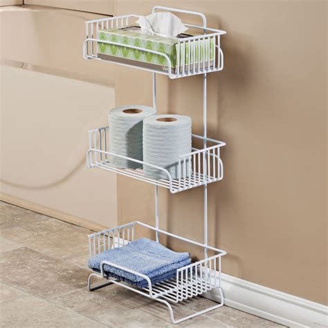 tier bathroom storage tower 3 tier bath tower bathroom tower bath tower walter drake
