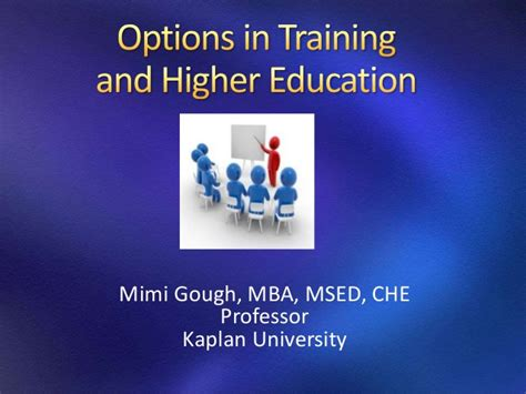 Roosevelt Mba Option Courses by Mimi Gough Kaplan The Hospitality