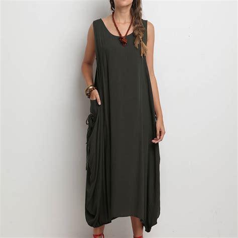 drape side dress draped side dress by lalestyle notonthehighstreet com