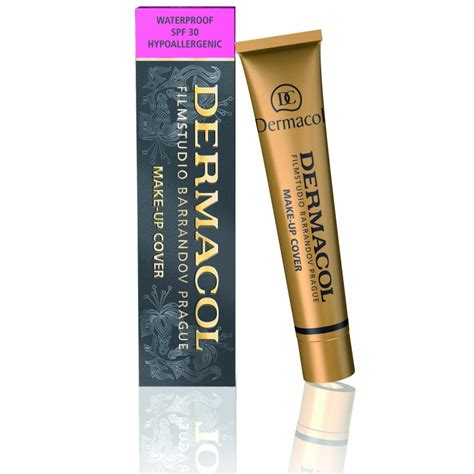 Foundation Dermacol Dermacol Make Up Cover Foundation Spf 30 Coverbrands
