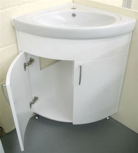 Designer Bathroom Sinks by Eckwaschbecken Mit Unterschrank F 252 Rs Badezimmer
