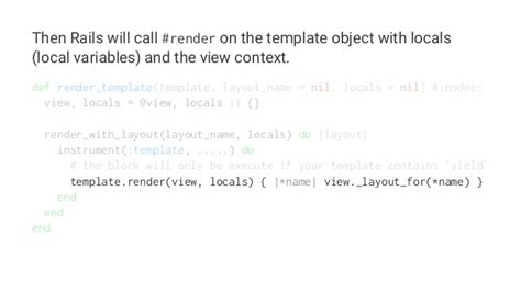 rails render template template rendering in rails