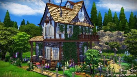 Best Websites For Home Decor frau engel witch house sims 4 downloads