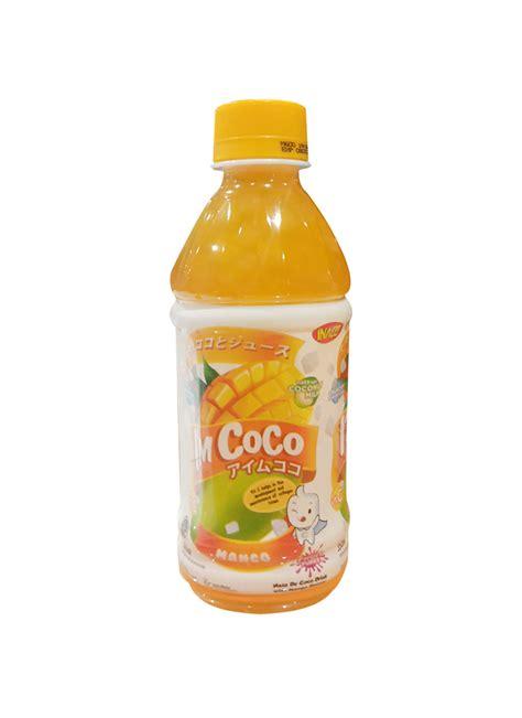 Inaco I M Coco Lychee 350ml inaco i m coco drink mangga btl 350ml klikindomaret