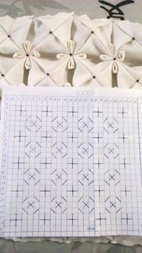grid pattern for matrix design of canadian smocking 8 best canadian smocking images on pinterest canadian