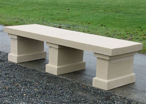 types of benches outdoor benches in all material styles types