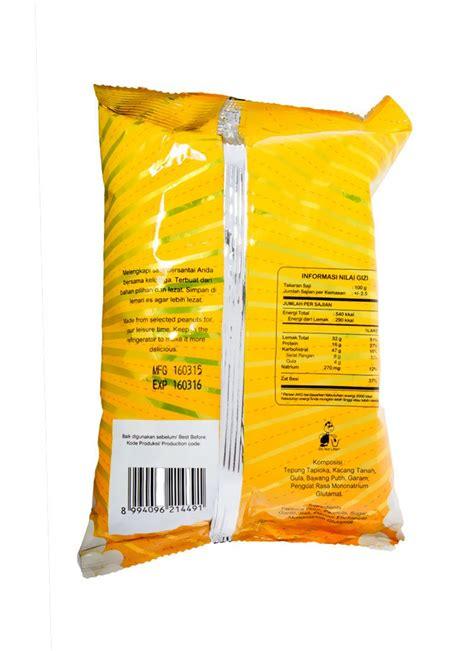 Kacang Atom By Toko Bemo indomaret snack kacang atom shanghai pck 225g