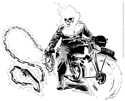 coloring pages ghost rider ghost rider coloring pages to download and print for free