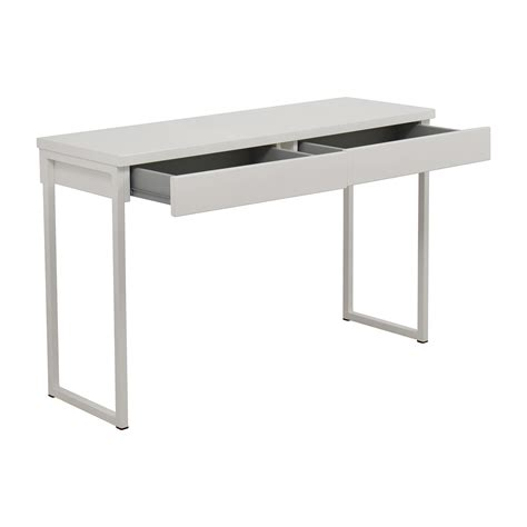 ikea besta burs desk 33 off ikea ikea besta burs white two desk