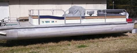 used pontoon boats tyler tx 24 foot pontoon boat for sale